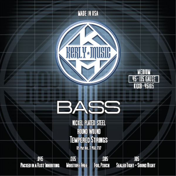 KERLY KUES Bass Strings