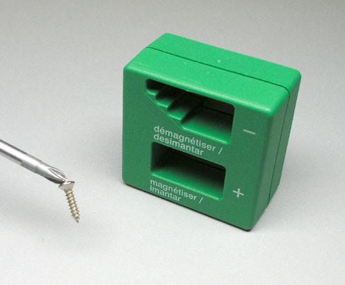 Magnetisierer/Entmagnetisierer für Schraubendreher