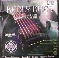 KERLY KUES Lap Steel Strings