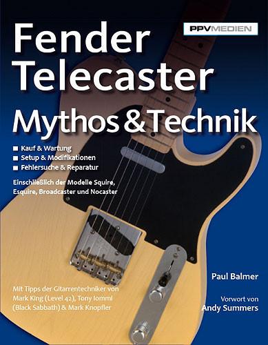 Fender Telecaster® - Mythos und Technik