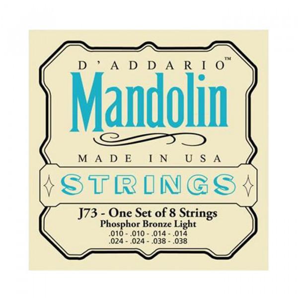 D'Addario Mandolinen Saiten