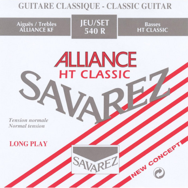 Savarez 500 R Classic Strings, Alliance Red