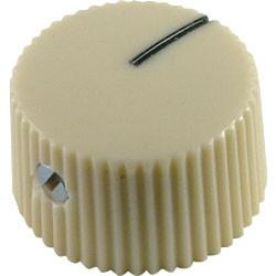 Retro Knob, Vintage Cream