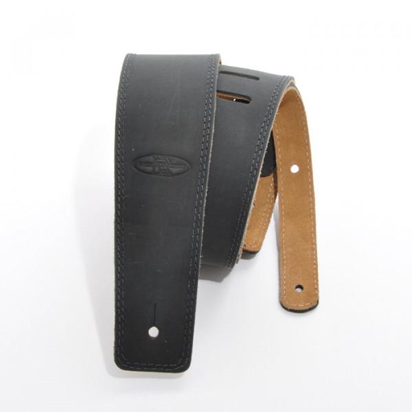 Rockinger Austin Vintage Strap, Jet Black