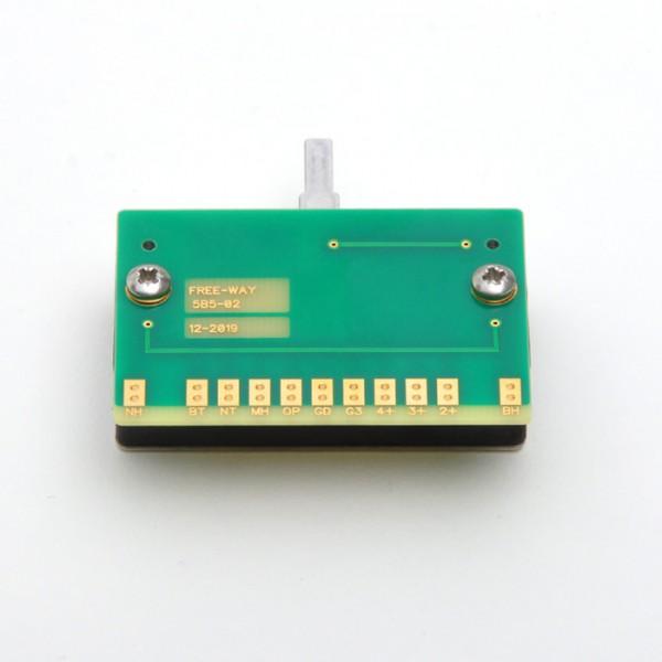 10-Way Freeway Blade Switch, HSH, 5B5-02