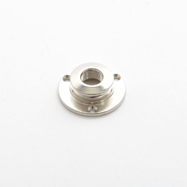 3-Hole Jack Plate, Nickel