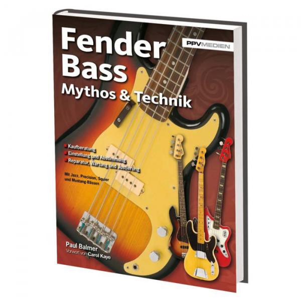 Fender Bass - Mythos und Technik