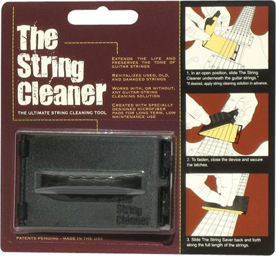 "Tone Gear ""The String Cleaner"""