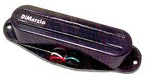 DIMARZIO Fast Track für Strat, DP181, schwarz