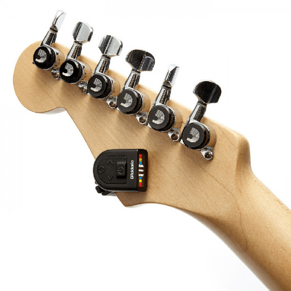 Planet Waves NS Micro Headstock Tuner