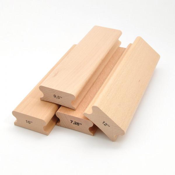 Radius-Sanding Blocks