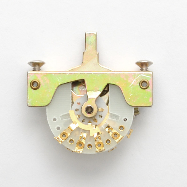 Gold Slider 3-Way-Switch