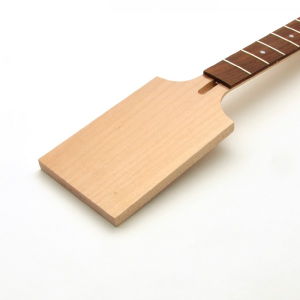 Paddle Neck with angled Headstock
