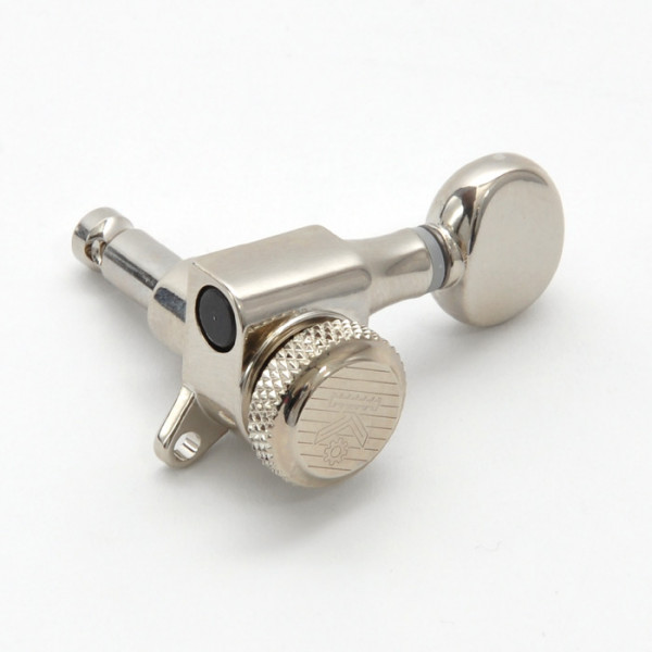 KLUSON Back Lock, Oval Knobs