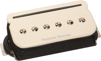 SEYMOUR DUNCAN P-Rails, Cream