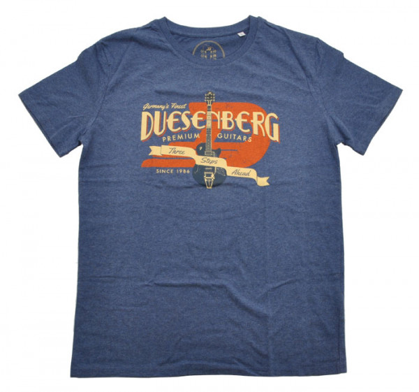 Duesenberg T-Shirt, Fifties Blue